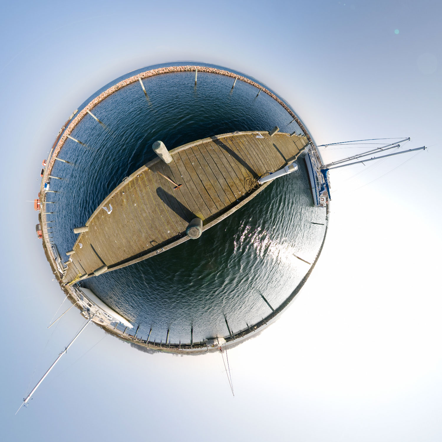Panorama 011 - Little Planet