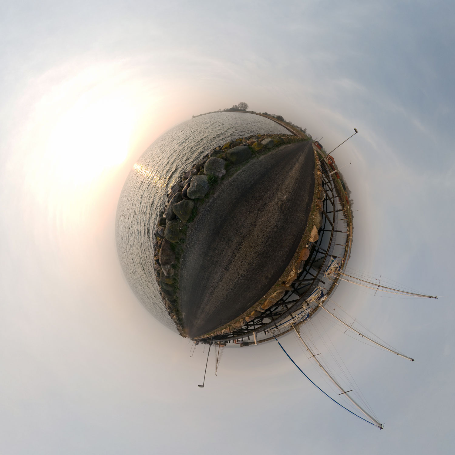 Panorama 015 - Little Planet