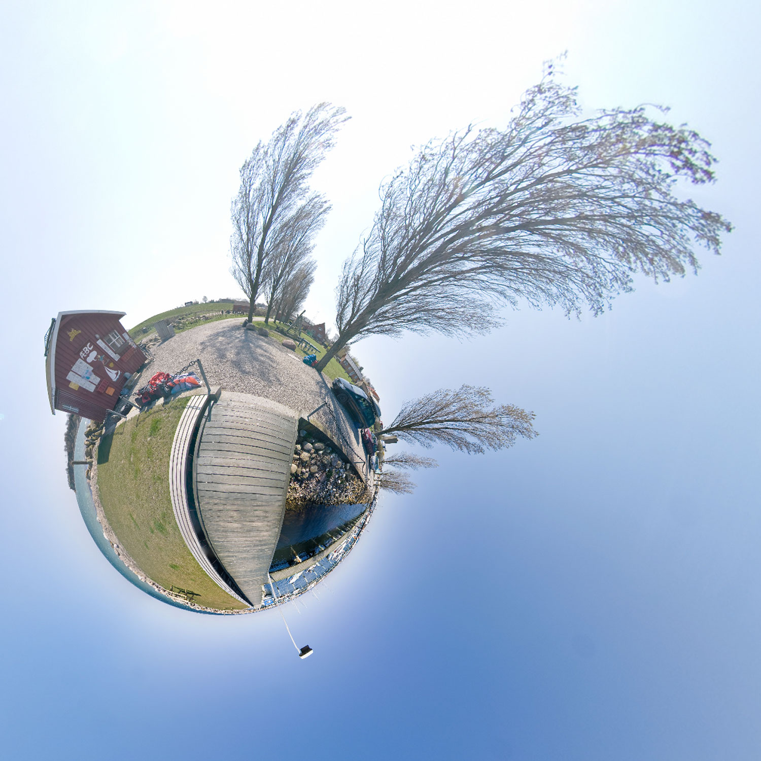 Panorama 033 - Little Planet