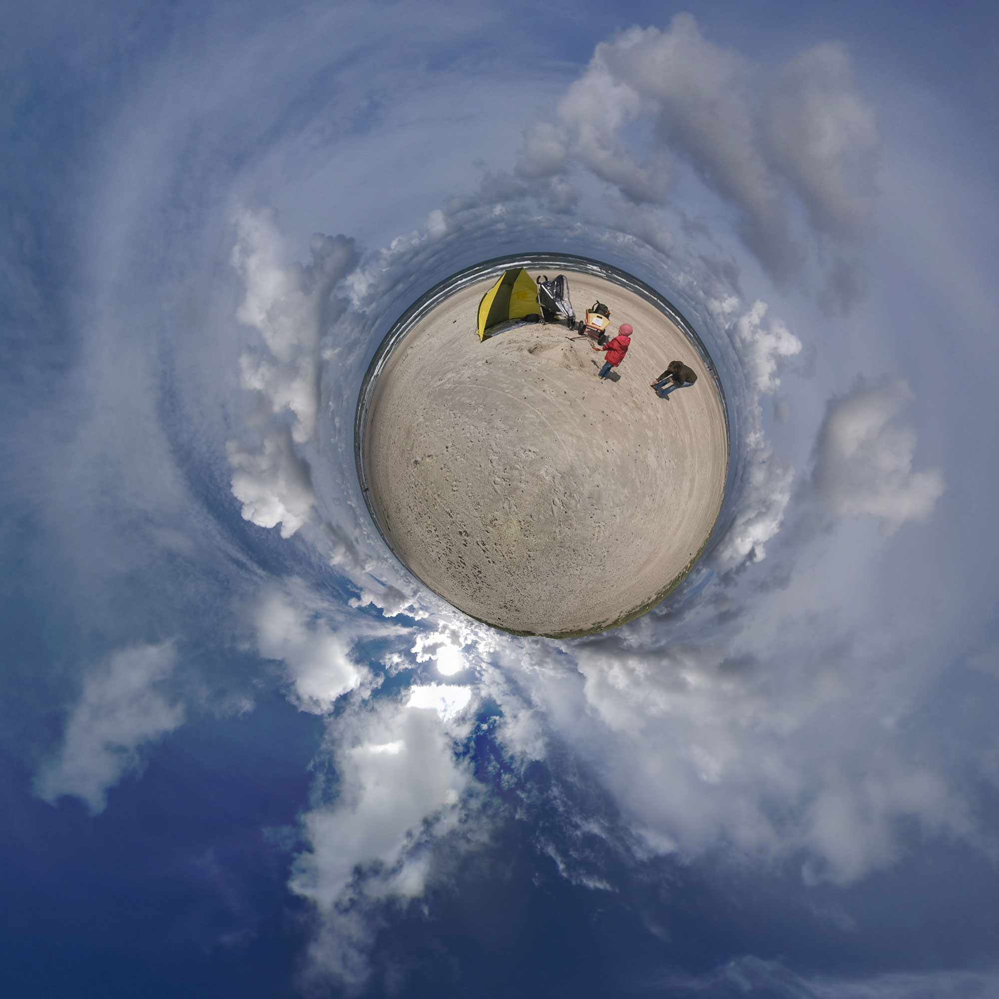 Panorama 053 - Little Planet