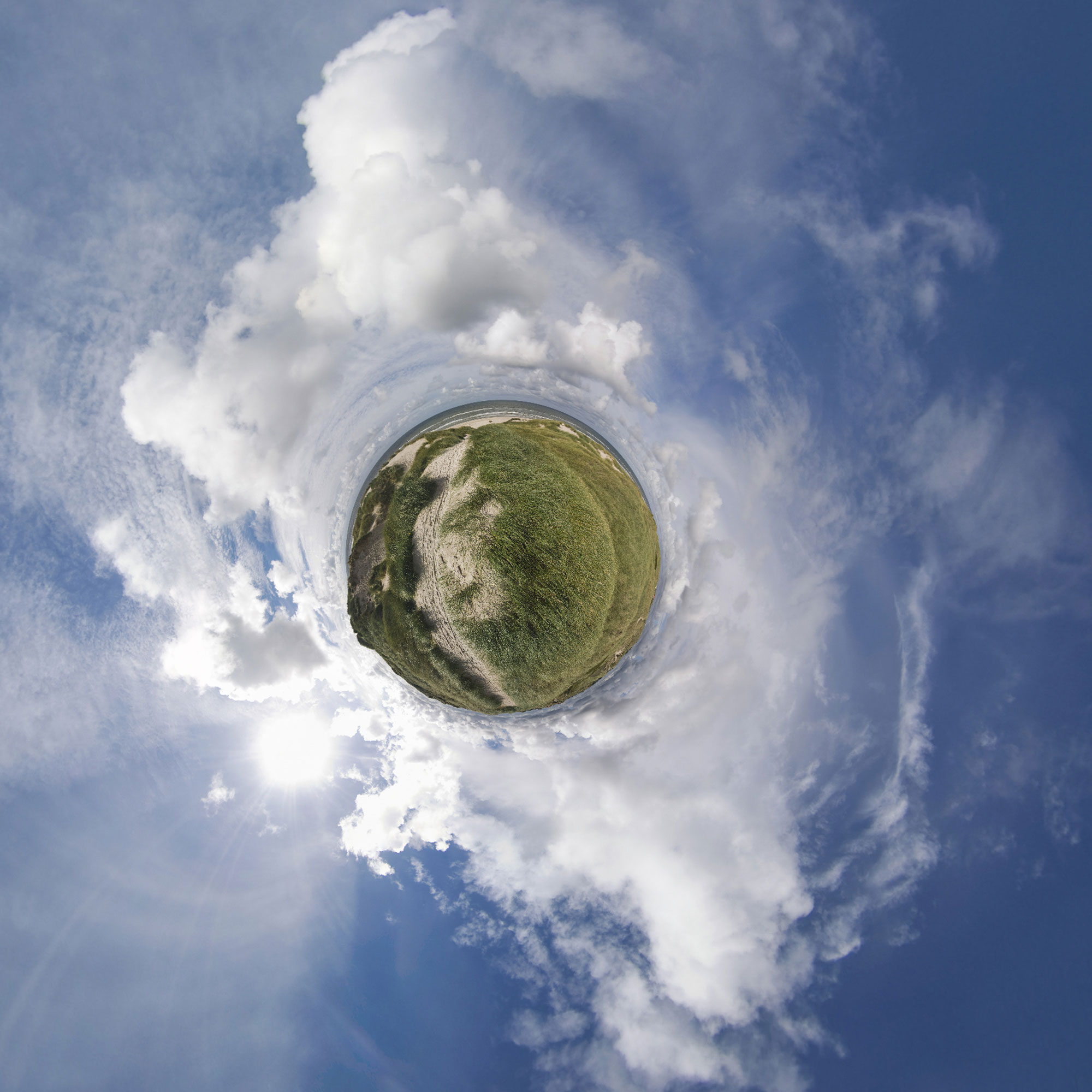 Panorama 054 - Little Planet