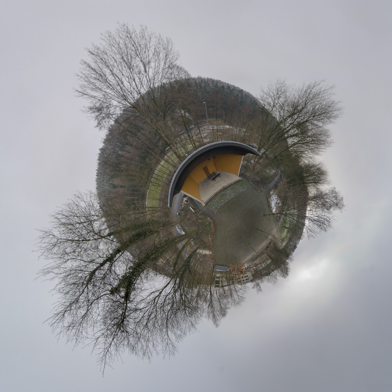 Panorama 062 - Little Planet