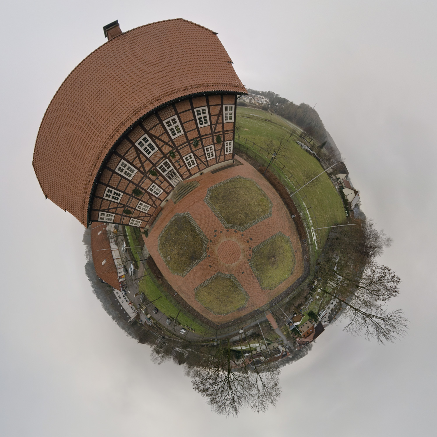 Panorama 063 - Little Planet
