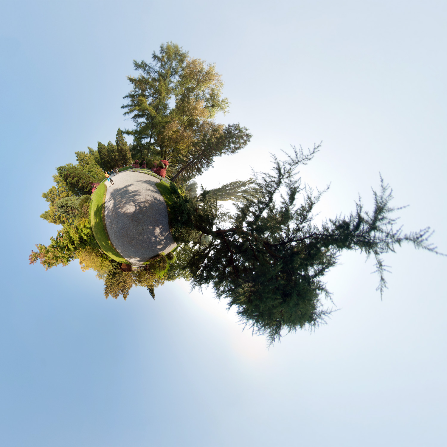 Panorama 085 - Little Planet