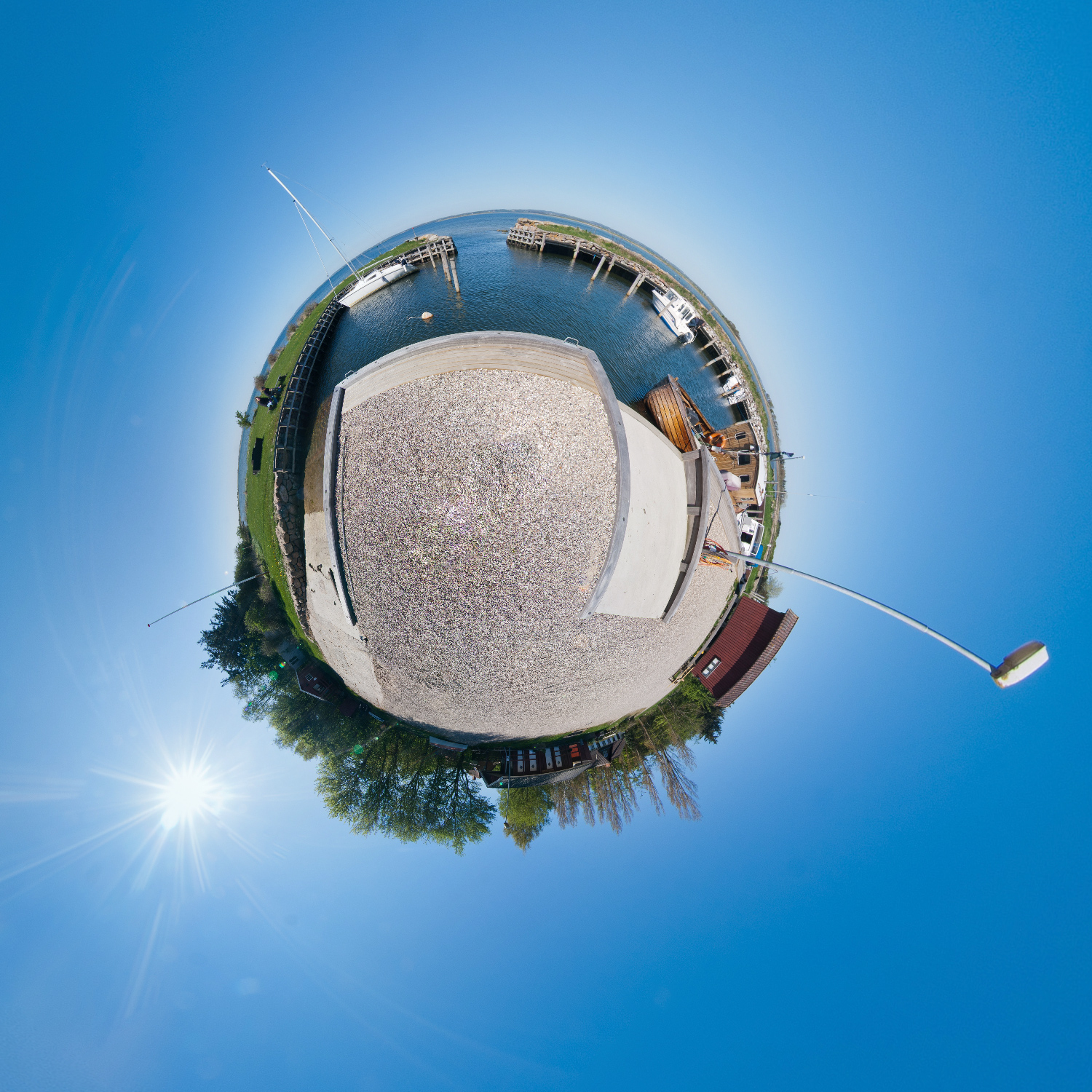 Panorama 101 - Little Planet