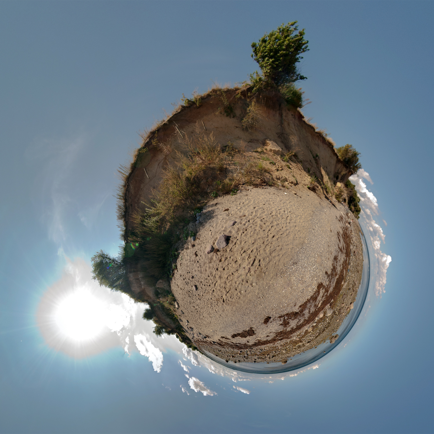 Panorama 126 - Little Planet