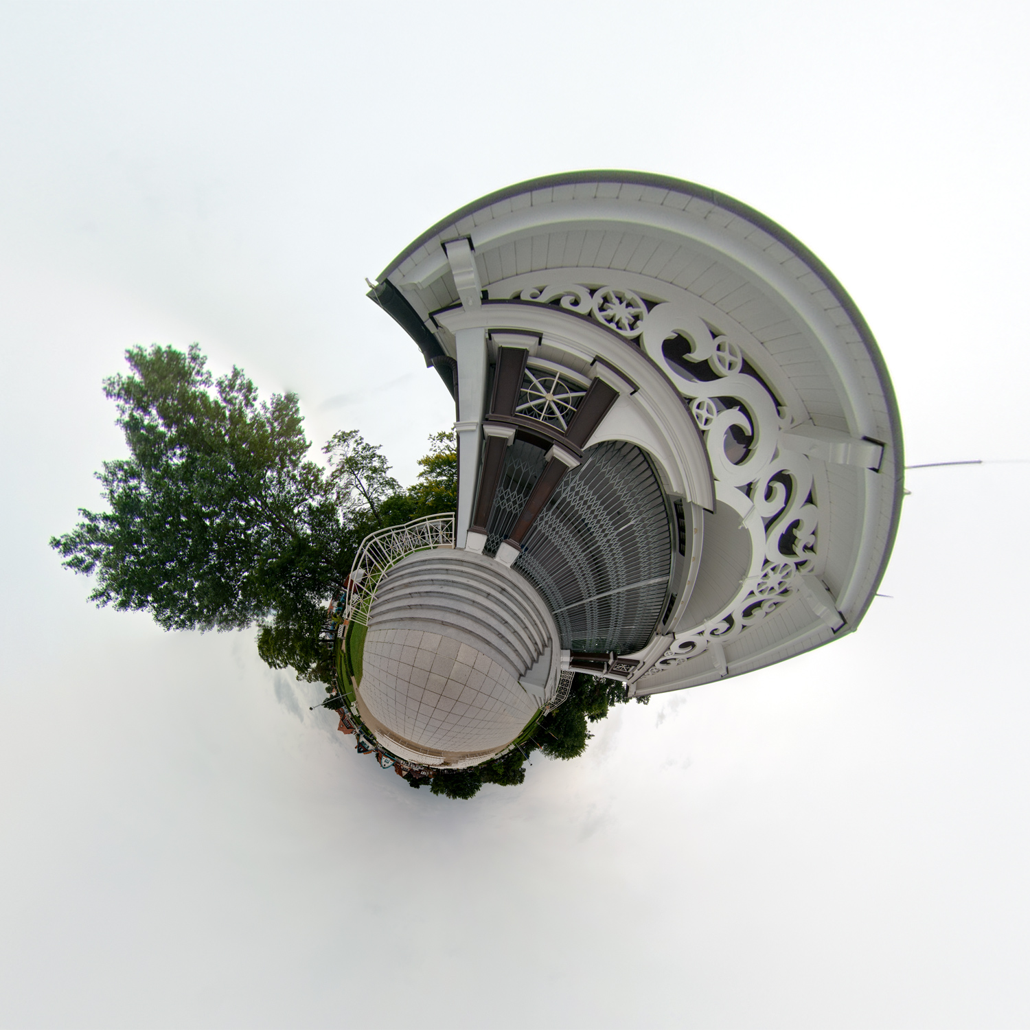 Panorama 127 - Little Planet
