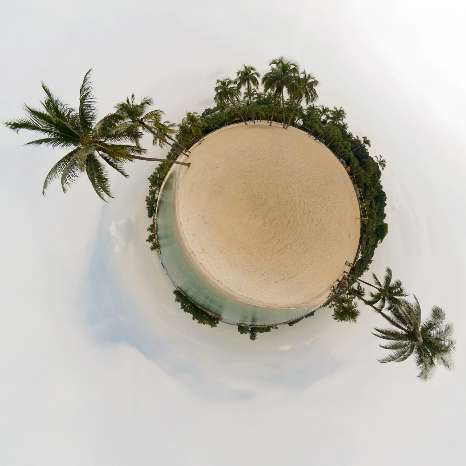 Panorama 138 - Little Planet