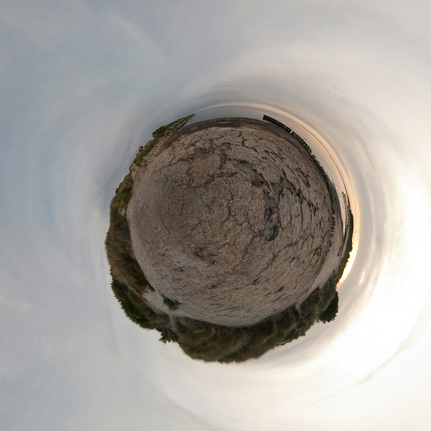 Panorama 186 - Little Planet